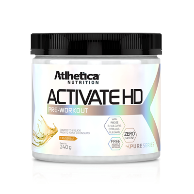 Activate HD - Atlhetica Nutrition