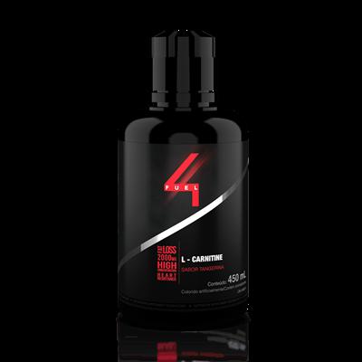 L-Carnitine - 4 Fuel - Tangerina