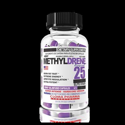 Methyldrene Elite - Cloma Pharma