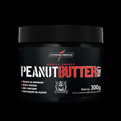 Pasta de Amendoim c/ Whey Protein - Integralmédica