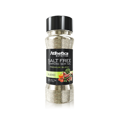 Tempero Salt Free - Atlhetica Nutrition