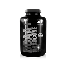 BCAA+ Hardcore - 4 Plus Nutrition