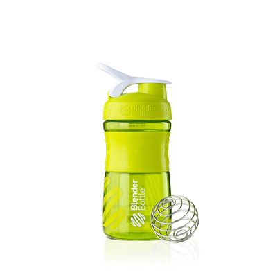 Blender Bottle SportMixer 590ml (Colorida) - Blender Bottle