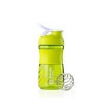 SportMixer 590ml (Colorida) - Blender Bottle