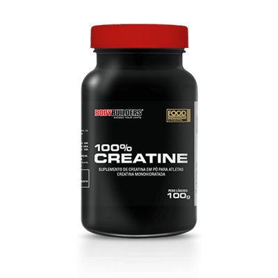 Creatina 100% (100g) - BodyBuilders