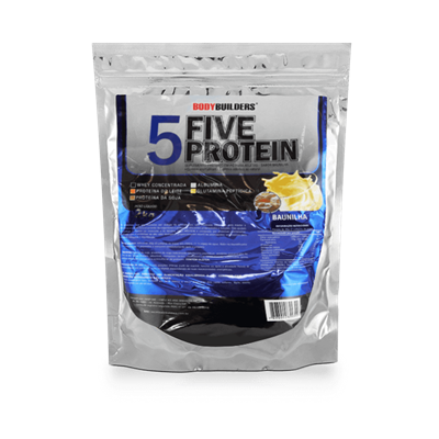 Five Protein (2000g) - BodyBuilders