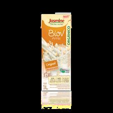 Bebida Orgânica de Arroz com Cálcio - Jasmine