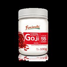 100% Goji - Jasmine