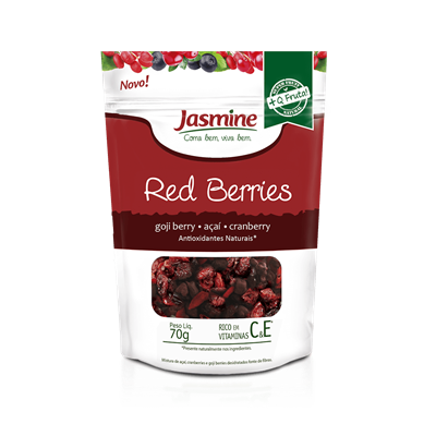 Red Berries - Jasmine