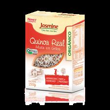 Quinoa em Grãos Mista Orgânica - Jasmine