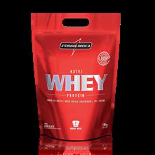 Nutri Whey Protein 1800g Refil - Integralmédica