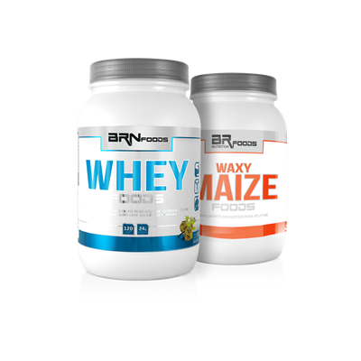 Whey Protein Foods (Ganhe Waxy Maize) - BRN Foods
