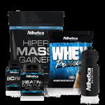 Combo Massa Muscular - Atlhetica Nutrition