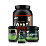 Combo Massa Muscular ON - Optimum Nutrition