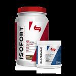 Combo Isofort + Glutamina - Vitafor