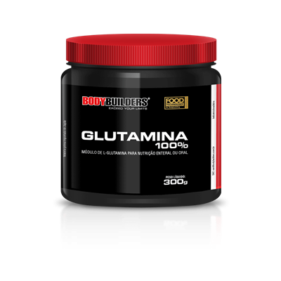 Glutamina 100% - Bodybuilders
