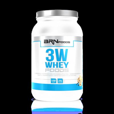 3W Whey Protein - BRN Foods