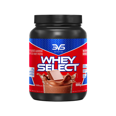 a8107eec1 Whey Select (900g) 3VS Nutrition - Loja do Suplemento