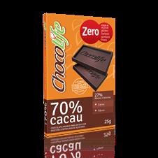Chocolate 70% Cacau - ChocoLife