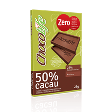 Chocolate 50% Cacau - ChocoLife