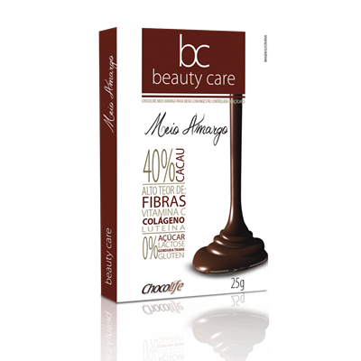 Chocolate 40% Beauty Care - ChocoLife