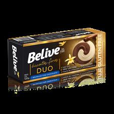 Duo (Biscoitos Finos sem Glúten) - Belive