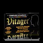 Suplemento Vitamínico - Vitager