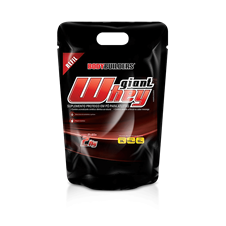 Giant Whey Refil (2000g) - Bodybuilders