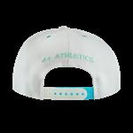 Boné - 4+ Athletics - Branco Florido