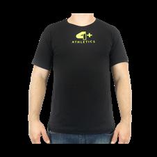 Camiseta Join Us Preta - 4+ Atlhetics