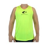 Camiseta Regata Join Us Amarela - 4+ Athletics