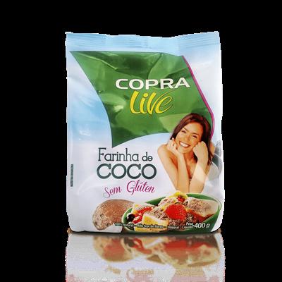Farinha de Coco - Copra
