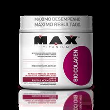 Bio Colagen (Colageno Hidrolisado) - Max Titanium
