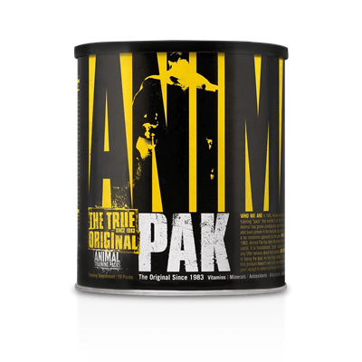 Animal Pak (15 Pak) -  Universal Nutrition
