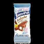 Bolinho de Chocolate c/ Recheio de Baunilha - Suavipan