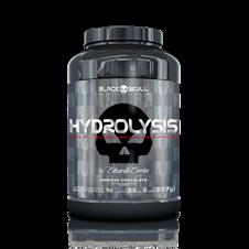 Hydrolysis - Black Skull