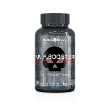 M. F. Booster - Black Skull