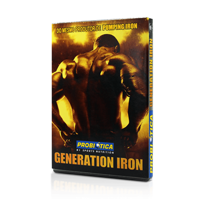 DVD Generation Iron - Probiótica