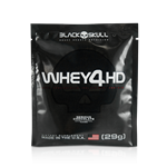 Whey 4HD (Dose Única) - Chocolate - Black Skull