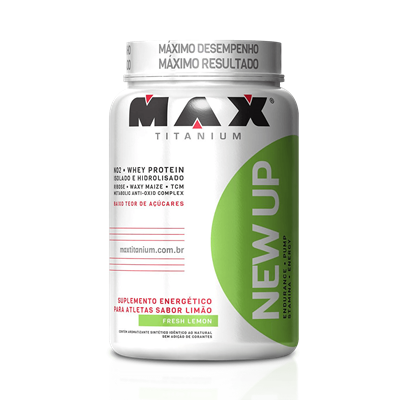 New Up (600g) - Max Titanium