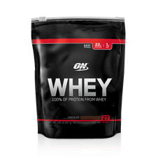 100% Whey Protein - Optimum Nutrition