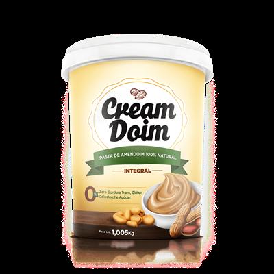 Pasta de Amendoim Cream Doim (1005g) - Cocada Itapira