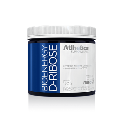 BIOENERGY D-Ribose - Atlhetica Clinical Series