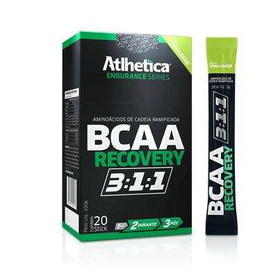 BCAA Recovery 3:1:1 (Stick) - Atlhetica Endurance Series
