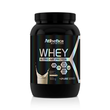 Whey W/ PRO-MF Protein - Atlhetica Pure Series