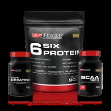 Combo 6 Six Protein - BodyBuilders