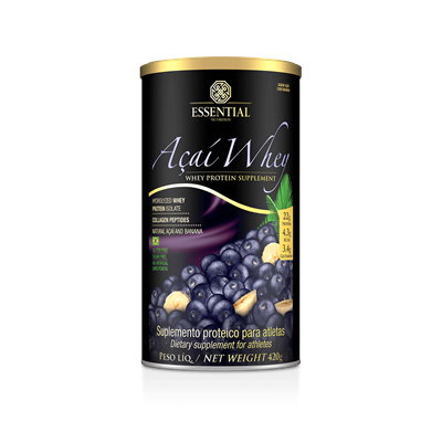 Açaí Whey - Essential Nutrition