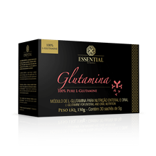 Glutamina - Essential Nutrition