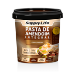 Pasta de Amendoim c/ Alfarroba - Supply Life