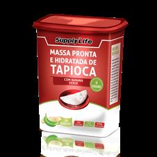 Tapioca c/ Banana Verde - Supply Life